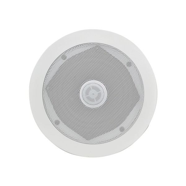Adastra C5D 5.25'' Ceiling Speaker with Directional Tweeter, Front