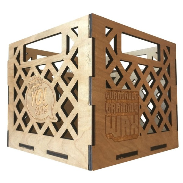 TTW 7inch Crate By Jesse Dean - Angled