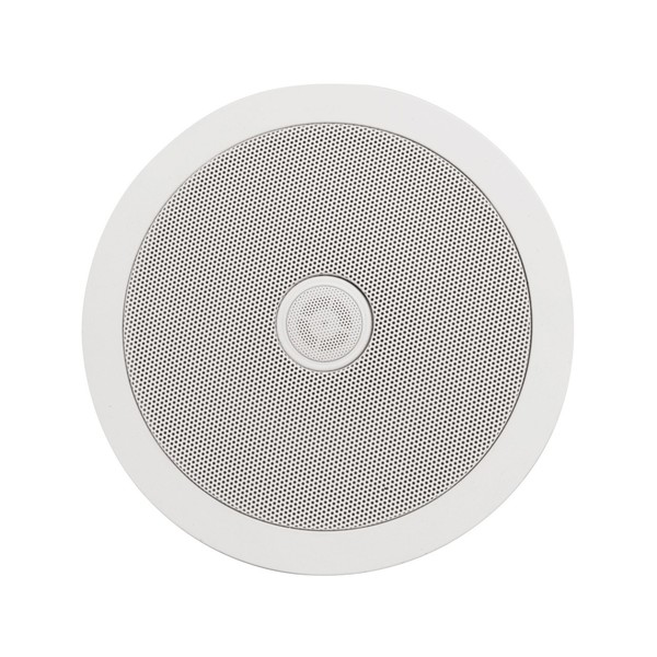 Adastra C6D 6.5'' Ceiling Speaker with Directional Tweeter, Front