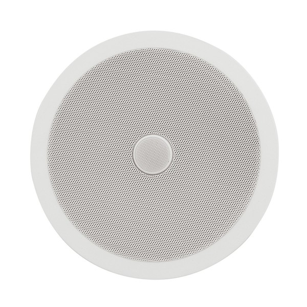 Adastra C8D 8'' Ceiling Speaker with Directional Tweeter, Front