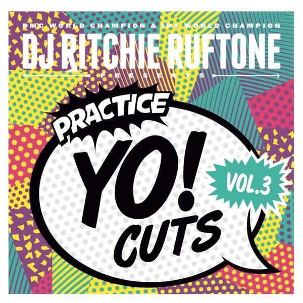 "TTW Records Practice YO! Cuts Vol.3 12"" - Front"