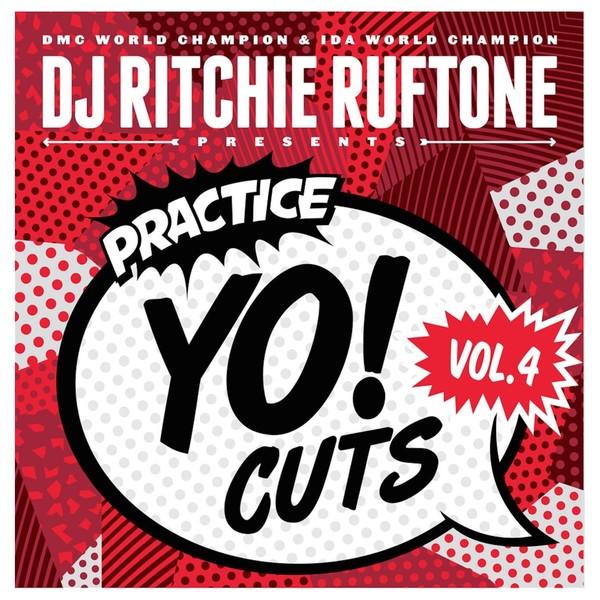 "TTW Records Practice YO! Cuts Vol. 4 12"" - Front"