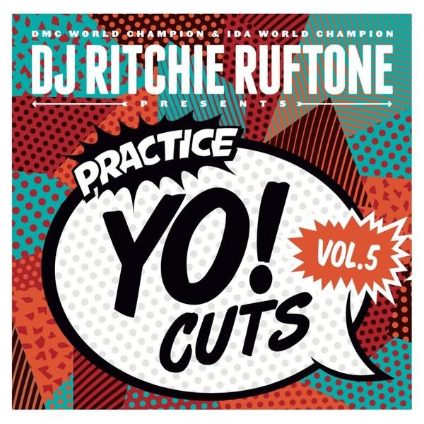 "TTW Records Practice YO! Cuts Vol. 5 12"" - Front"