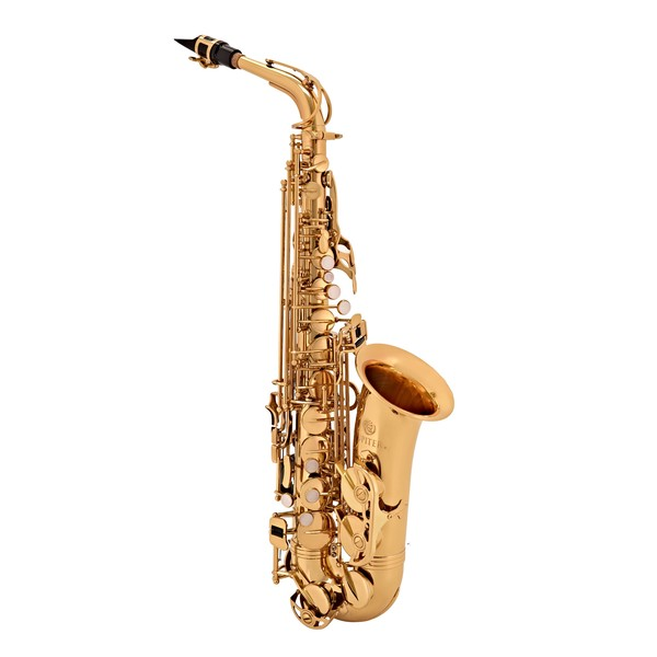 Jupiter JAS500 Alto Saxophone Outfit with Styled Gig Bag Case main