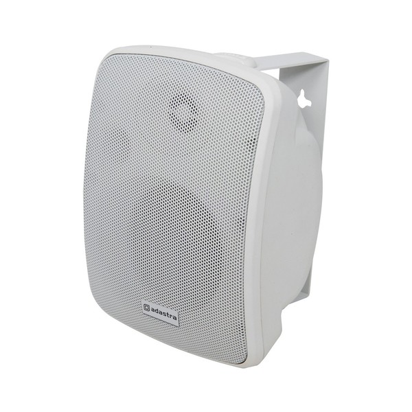 Adastra FC4V-W 3.5'' 100V Background Speaker, White, Vertical