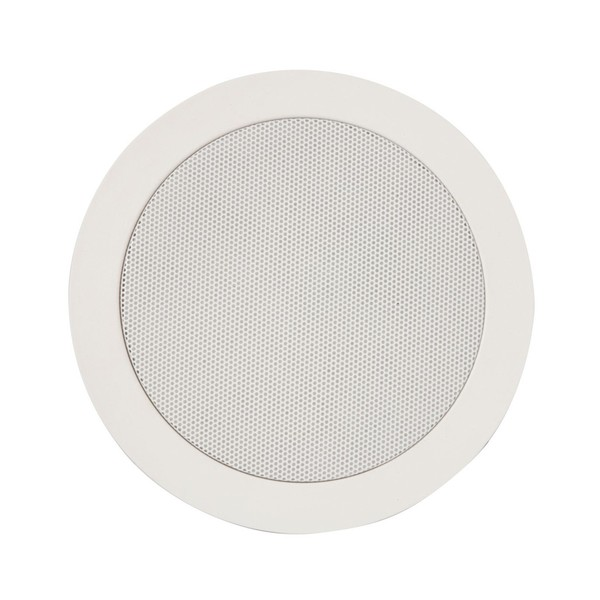 Adastra CC5V 5.25'' 100V Ceiling Speaker with Control, Front