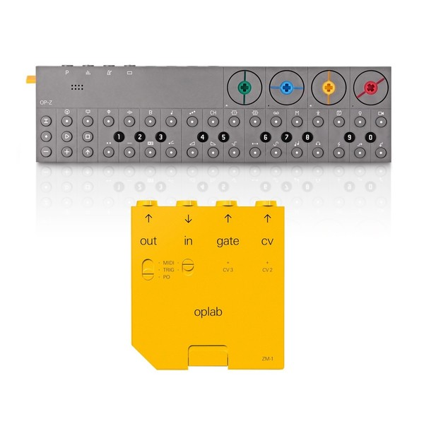 Teenage Engineering OP-Z with Oplab Module - Full Bundle