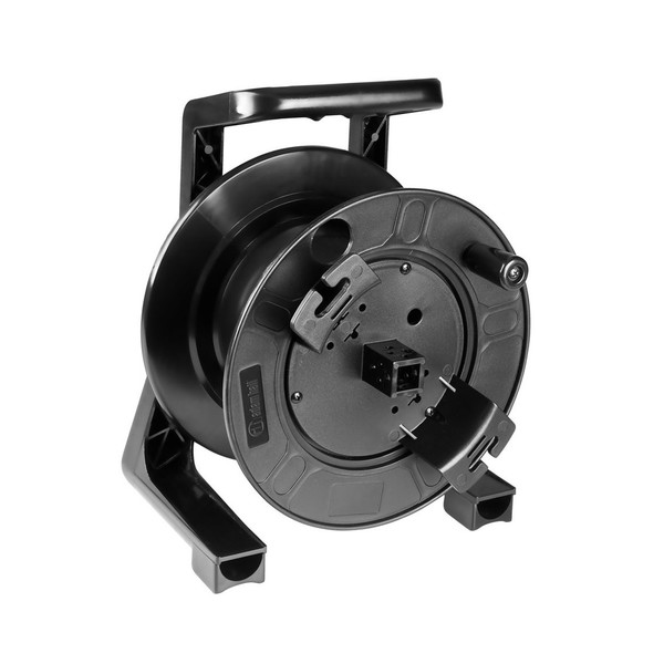 Adam Hall Rugged, Lightweight Professional Cable Drum, 1.2kg