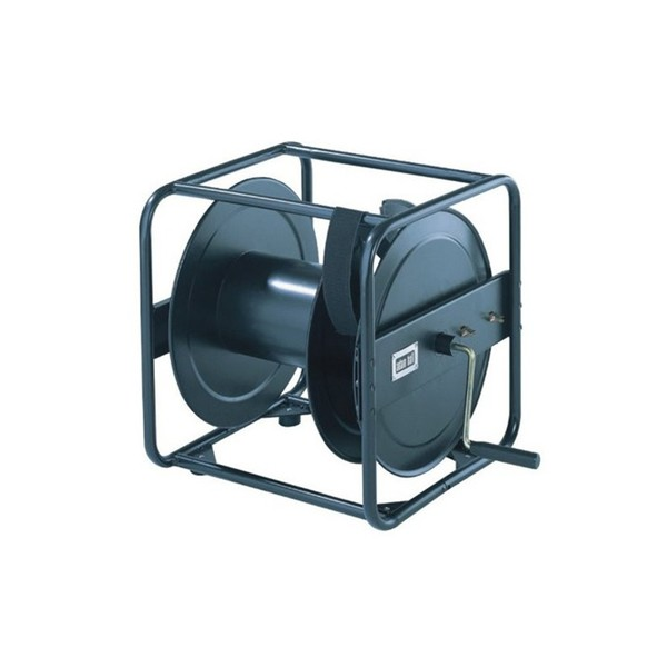 Adam Hall Cable Drum Black, 540mm Width