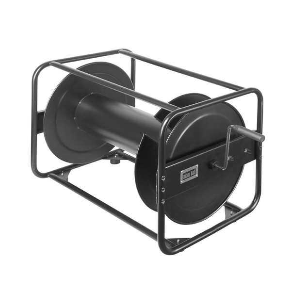 Adam Hall Cable Drum Black, 680mm Width