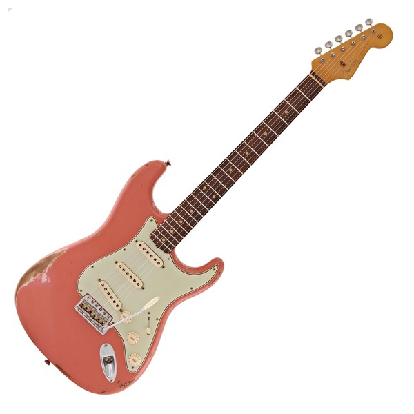 Fender Custom Shop 1959 Heavy Relic Stratocaster, Aged Tahitian Coral