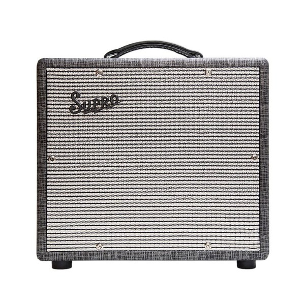 Supro Comet 1x10 Combo - Front