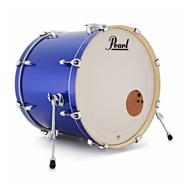 Pearl EXX Export 22'' x 18'' Kick Drum, High Voltage Blue main