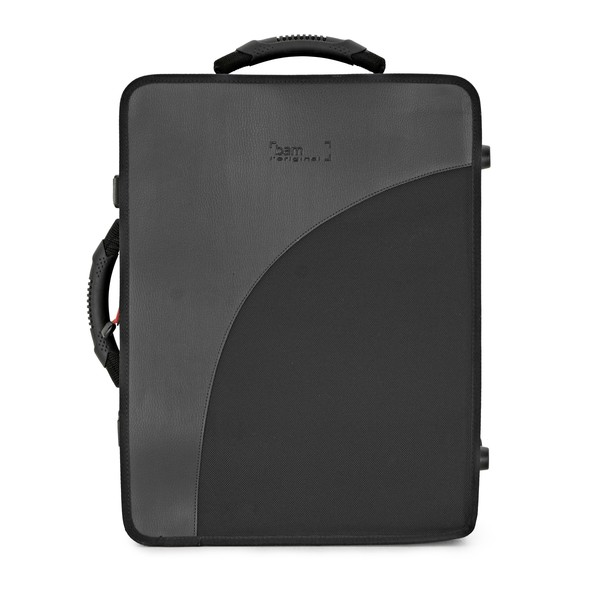BAM Trekking Double Clarinet Case in Black