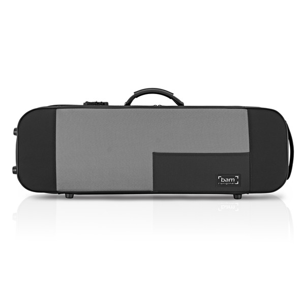 BAM 5001S Stylus Violin Case, Black main