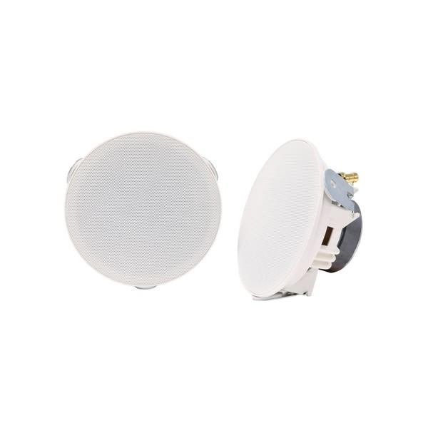 Adastra SL4 4'' Slimline Ceiling Speaker, Pair