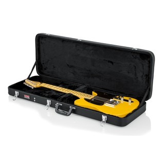 Gator GWE-ELEC Economy Electric Guitar Case, Interior