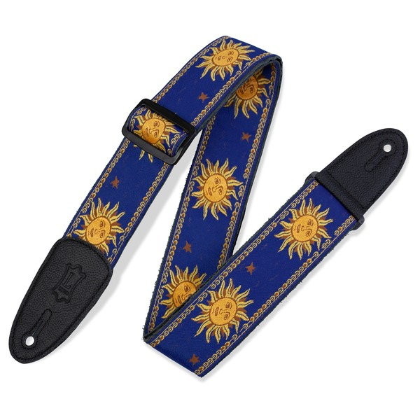 Levy's Jacquard Sun Polyester Strap, Blue