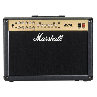 Marshall JVM210C 100W 2-Channel Valve Combo Guitar Amp - main