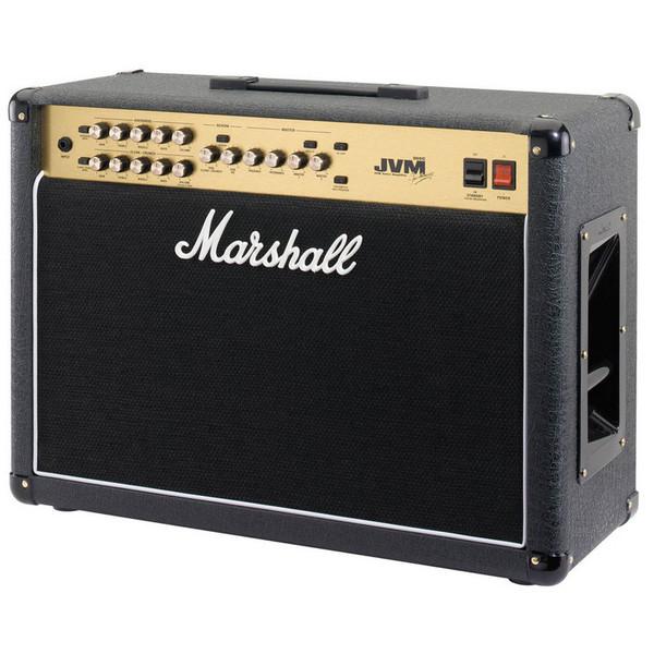 Marshall JVM210C 100W 2-Channel Valve Combo Guitar Amp - left