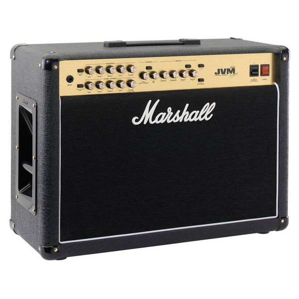 Marshall JVM210C 100W 2-Channel Valve Combo Guitar Amp - right