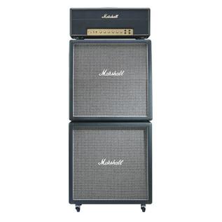 Marshall 1959SLP Super Lead Plexi Guitar Head Tube Amp - full stack front
