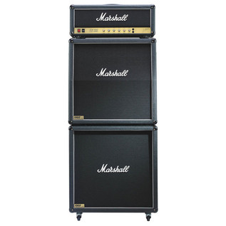 Marshall 2203 JCM800 Vintage Series Guitar Tube Amp Head - full stack front