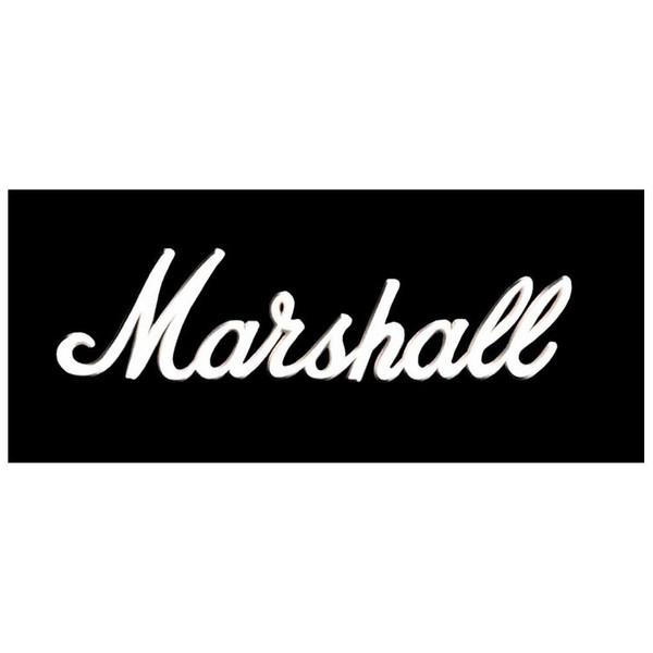 "Marshall 1922 2x12"" Guitar Speaker Cab - logo"
