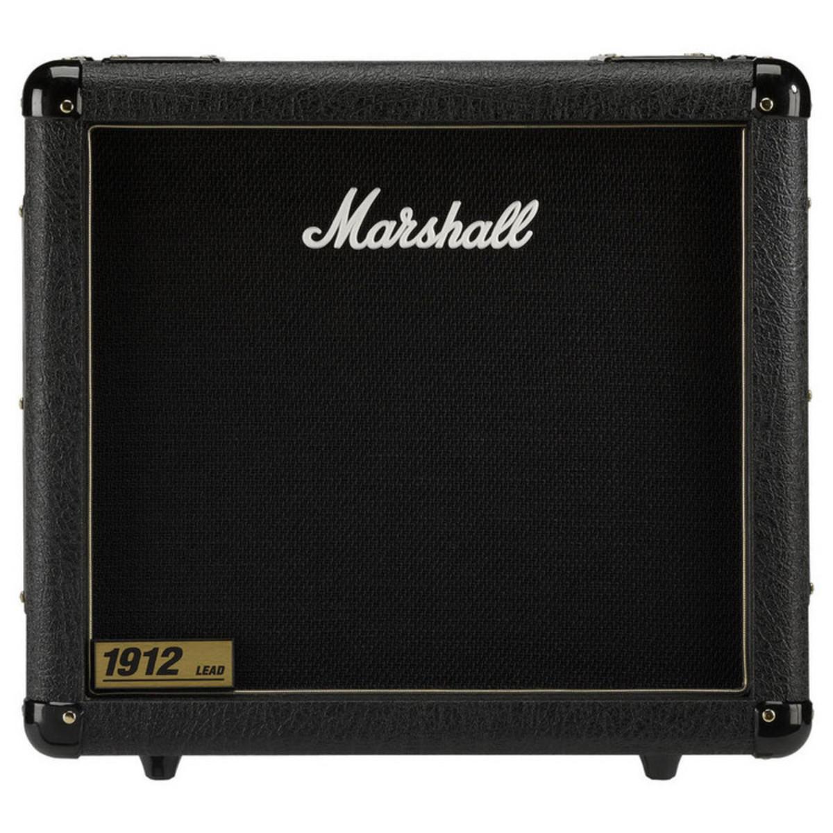 marshall 1912 1x12 guitar speaker cab at. Black Bedroom Furniture Sets. Home Design Ideas