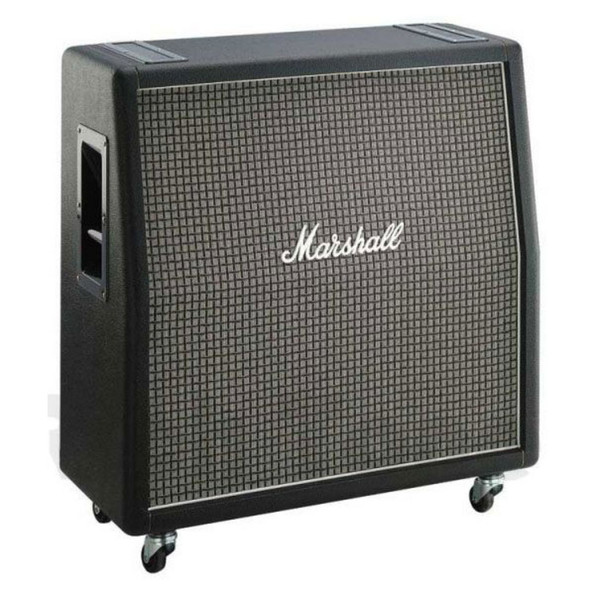 "Marshall 1960AX 4x12"" Angled Speaker Cab w/ Celestion Greenbacks - view"