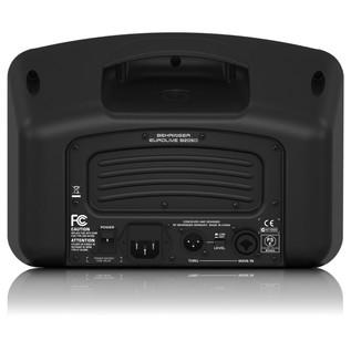 Behringer Eurolive B205D PA Monitor, Rear