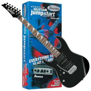 Ibanez GRX70 Jumpstart Left Hand Electric Guitar Pack - MAIN
