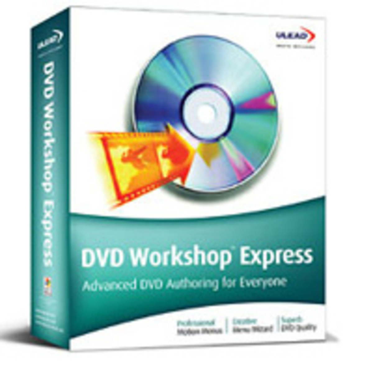 DISC Ulead DVD Workshop Express