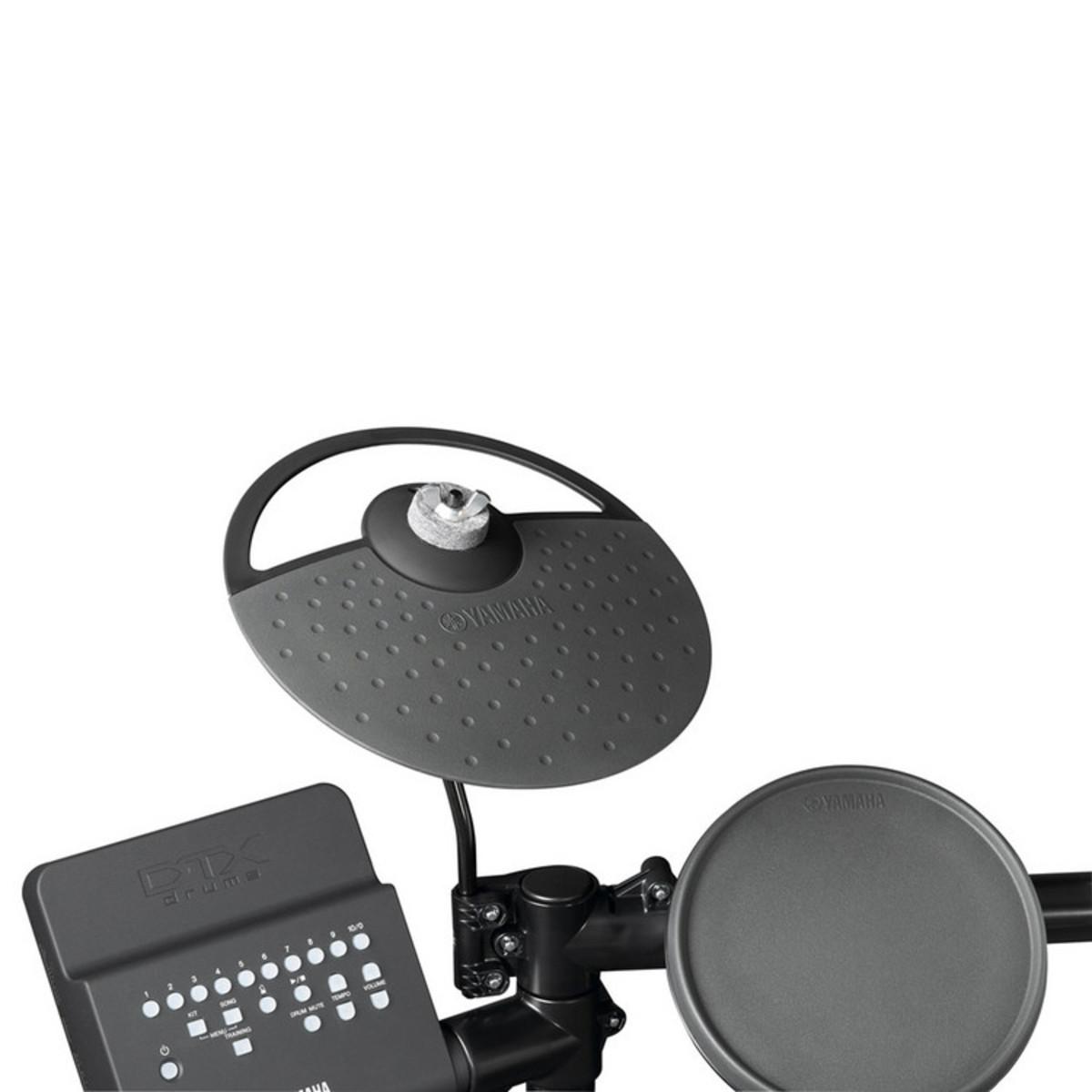 yamaha dtx400k kit de batterie lectronique gear4music. Black Bedroom Furniture Sets. Home Design Ideas