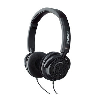 Yamaha HPH-200 Headphones, Black