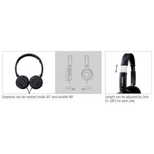 Yamaha Headphones