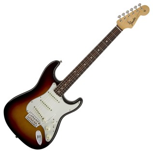 Fender American Vintage '65 Stratocaster, 3-Tone Sunburst
