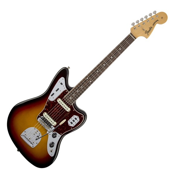 Fender American Vintage '65 Jaguar, 3-Color Sunburst