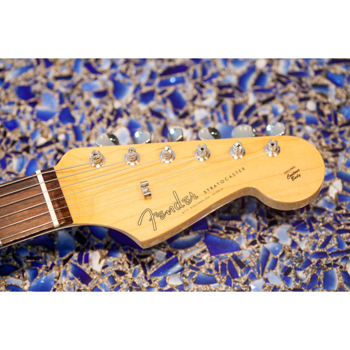 DISC Fender American Vintage 59 Stratocaster, Faded Sonic Blue