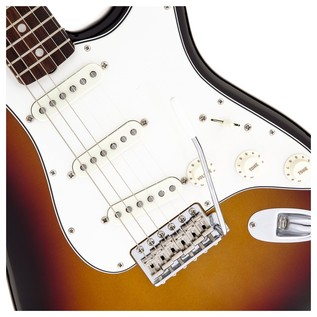 American Vintage '65 Stratocaster, 3-Tone Sunburst