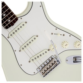 American Vintage '65 Stratocaster, Olympic White