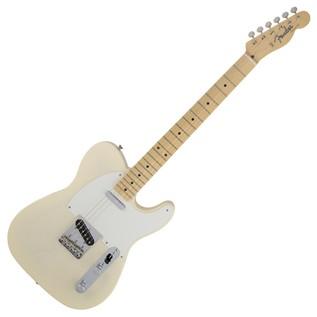 Fender American Vintage '58 Telecaster, Aged White Blonde