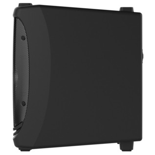 Mackie DLM12 Active PA Speaker (Side)