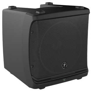 Mackie DLM12 Active PA Speaker (3/4 View)