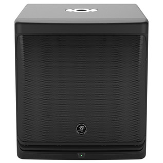 Mackie DLM12S Active PA Subwoofer (Front)