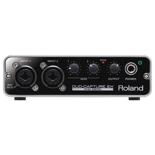 DUO-CAPTURE EX USB Audio Interface (Image 3)
