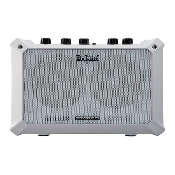 MOBILE BA Battery Powered Stereo Amplifier - maiin