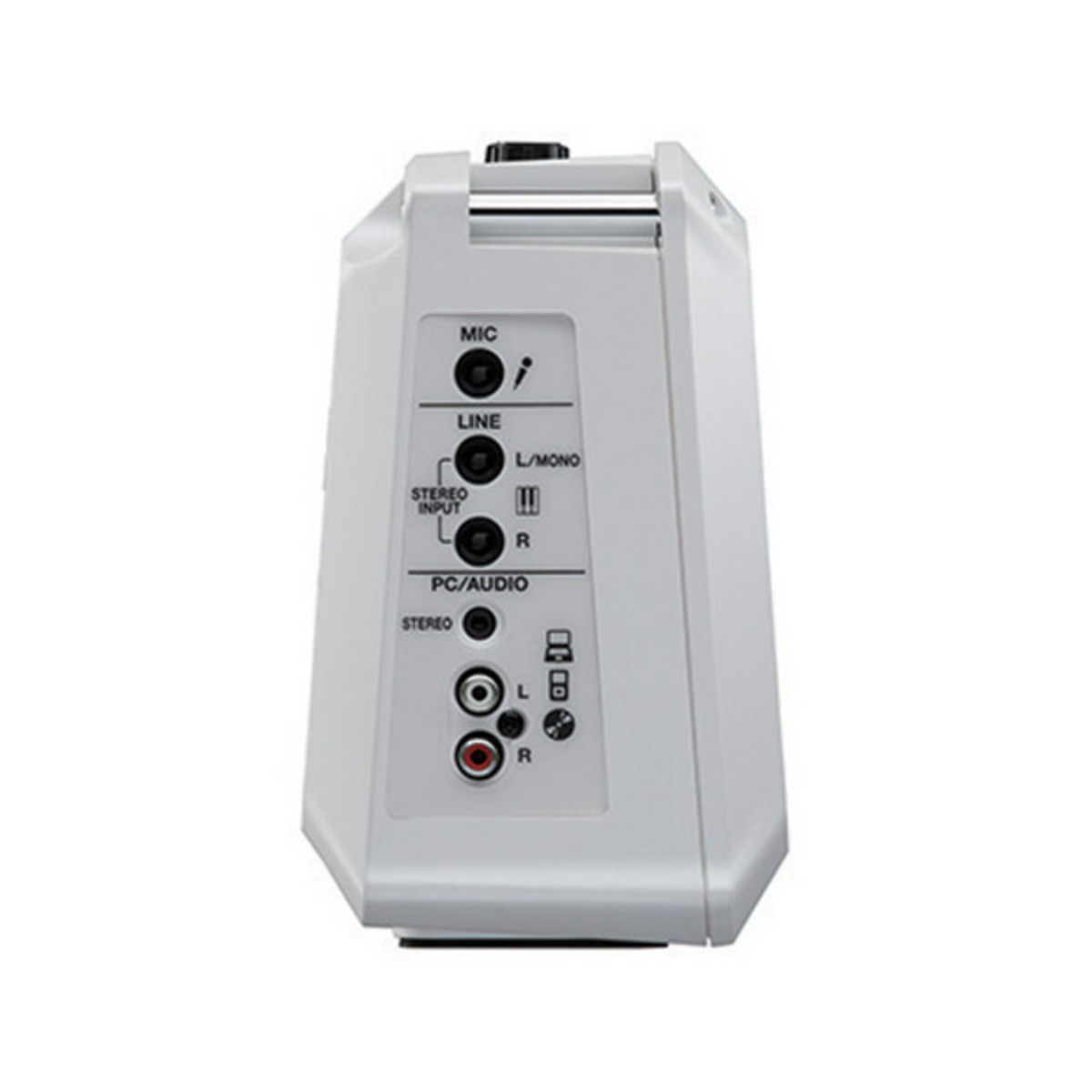 Roland Mobile Ba Battery Powered Stereo Amplifier At Gear4music Electric Mic Left Loading Zoom