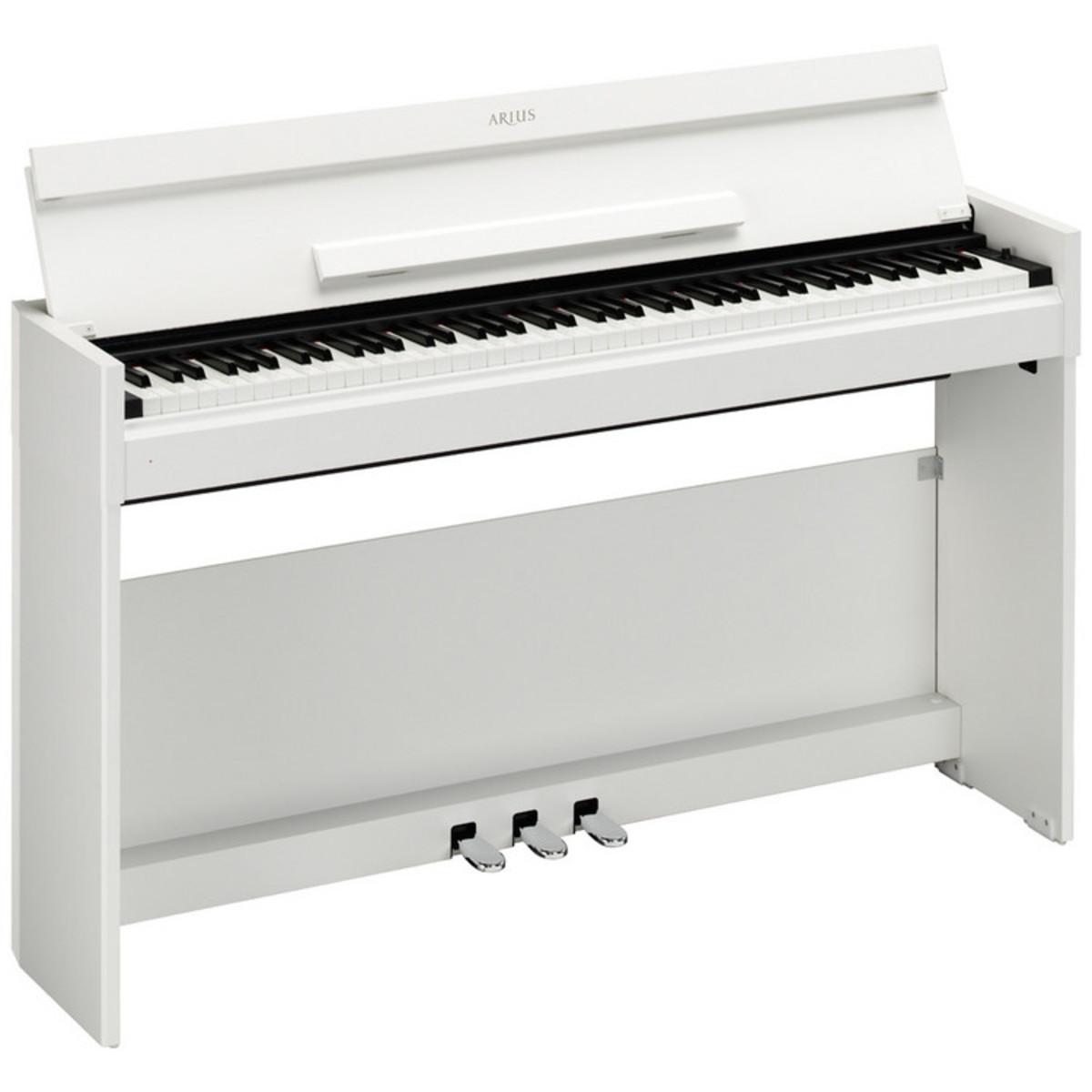 disc yamaha arius ydps51 digital piano white at gear4music. Black Bedroom Furniture Sets. Home Design Ideas