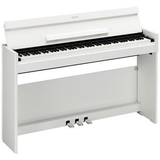 Yamaha Arius YDP-S51WH Digital Piano, White
